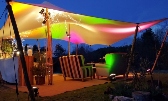 carpa beduïna chillout